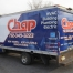 Chap Box Truck and Cab
